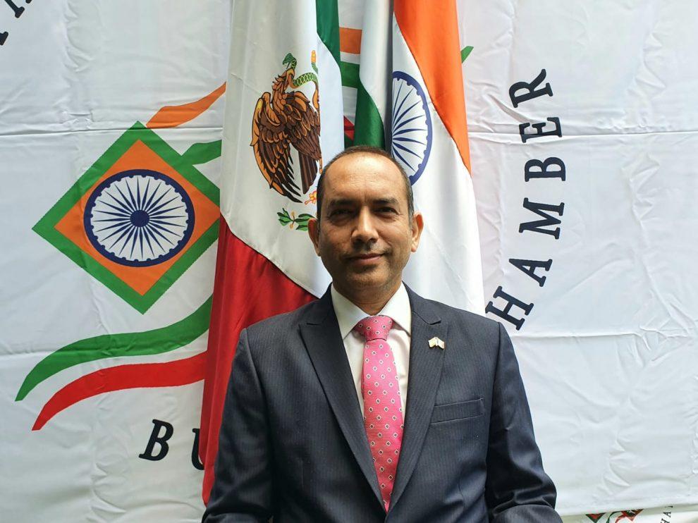 Entrevista a Rajeev Gupta Presidente India- Mexico Business Chamber
